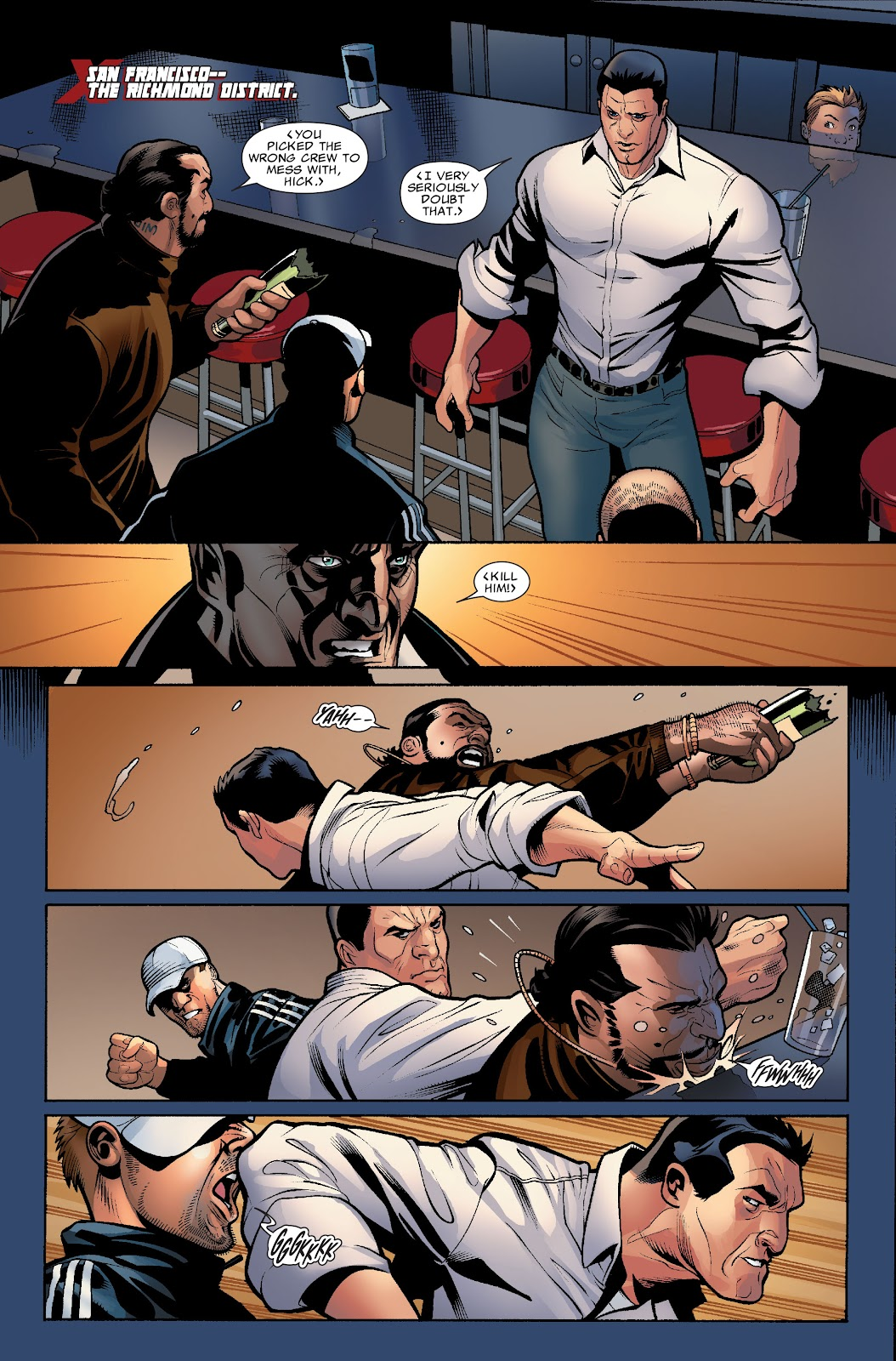 Uncanny X-Men (1963) issue 505 - Page 19