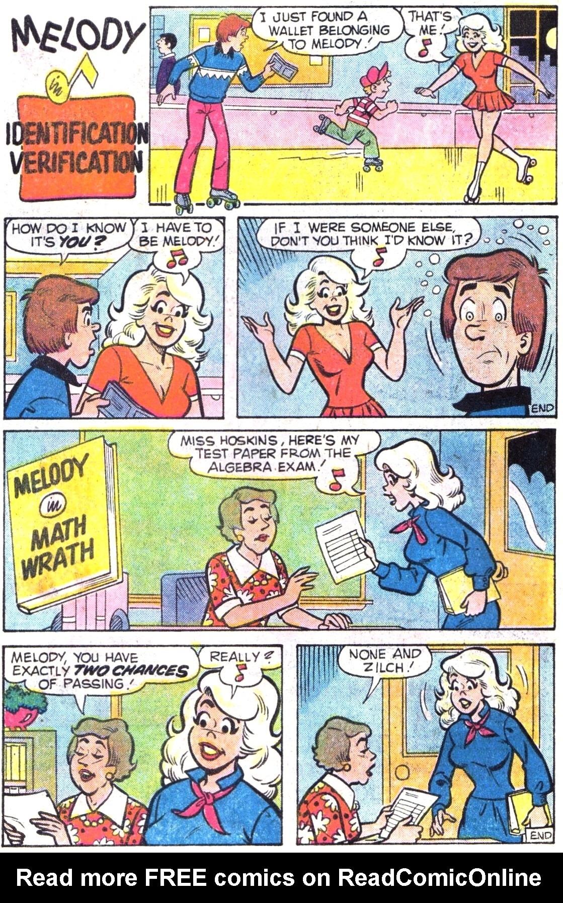 Read online She's Josie comic -  Issue #101 - 10