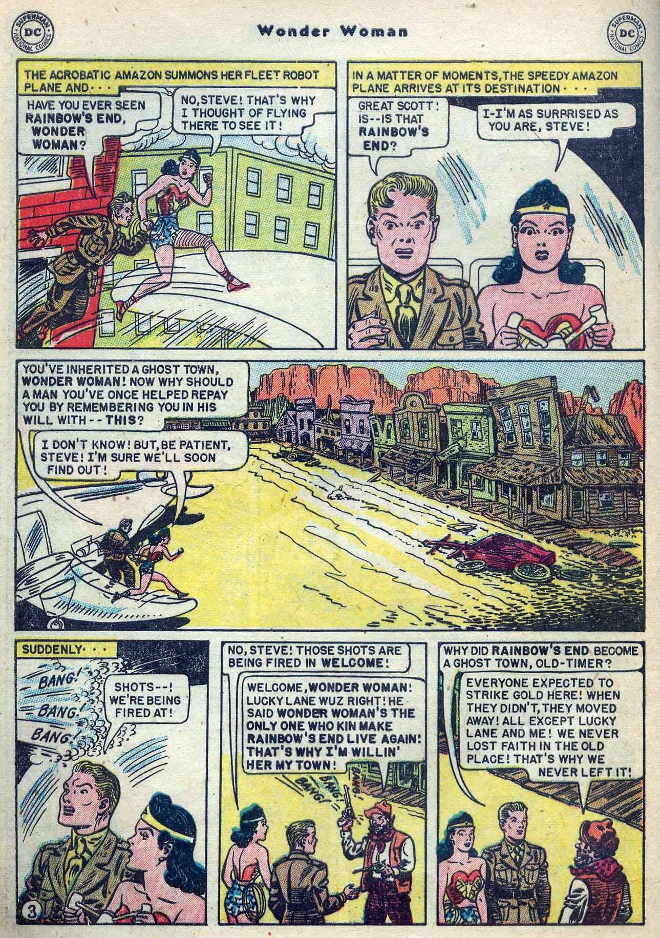 Read online Wonder Woman (1942) comic -  Issue #53 - 34
