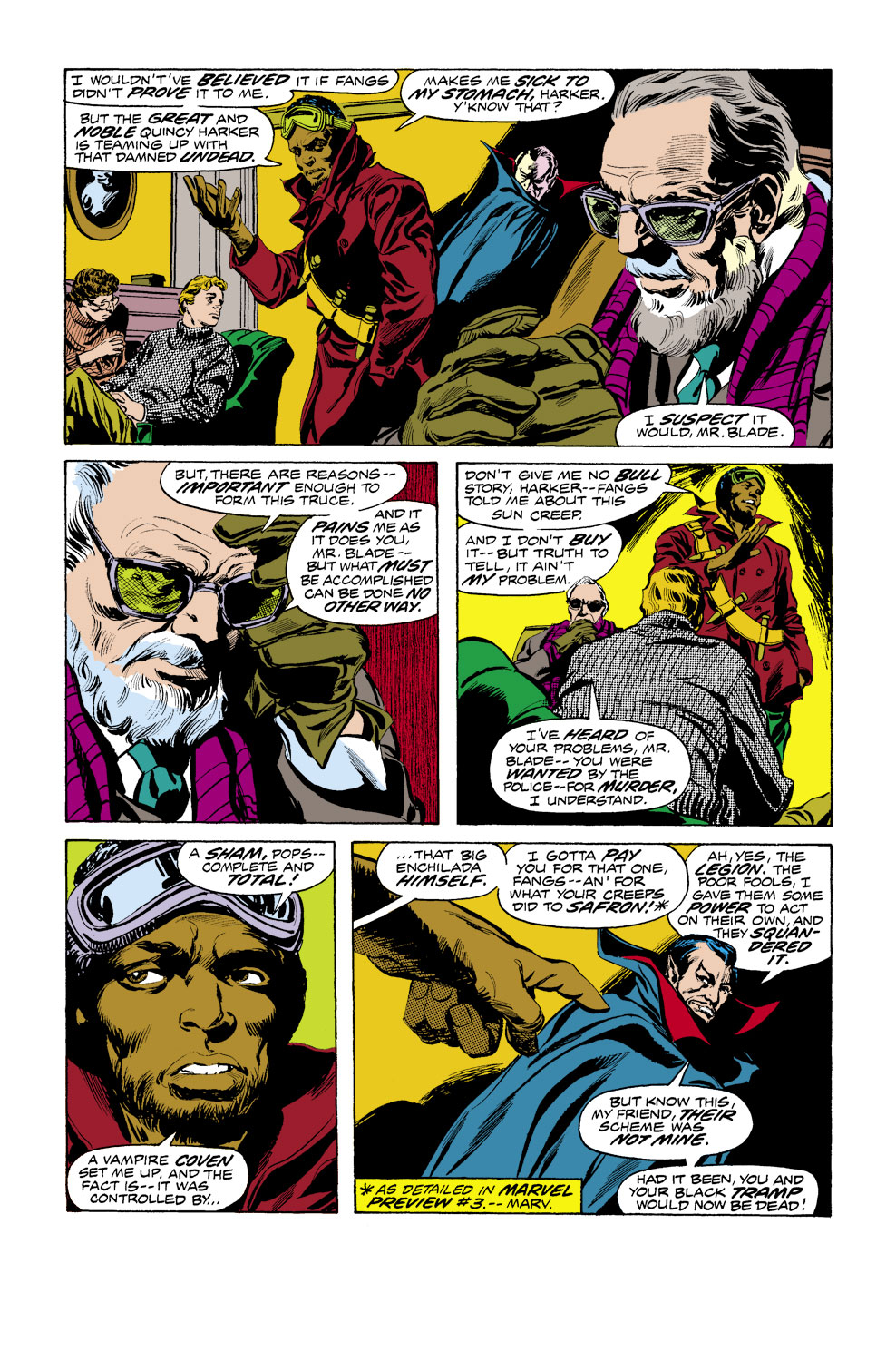 Tomb of Dracula (1972) issue 41 - Page 10