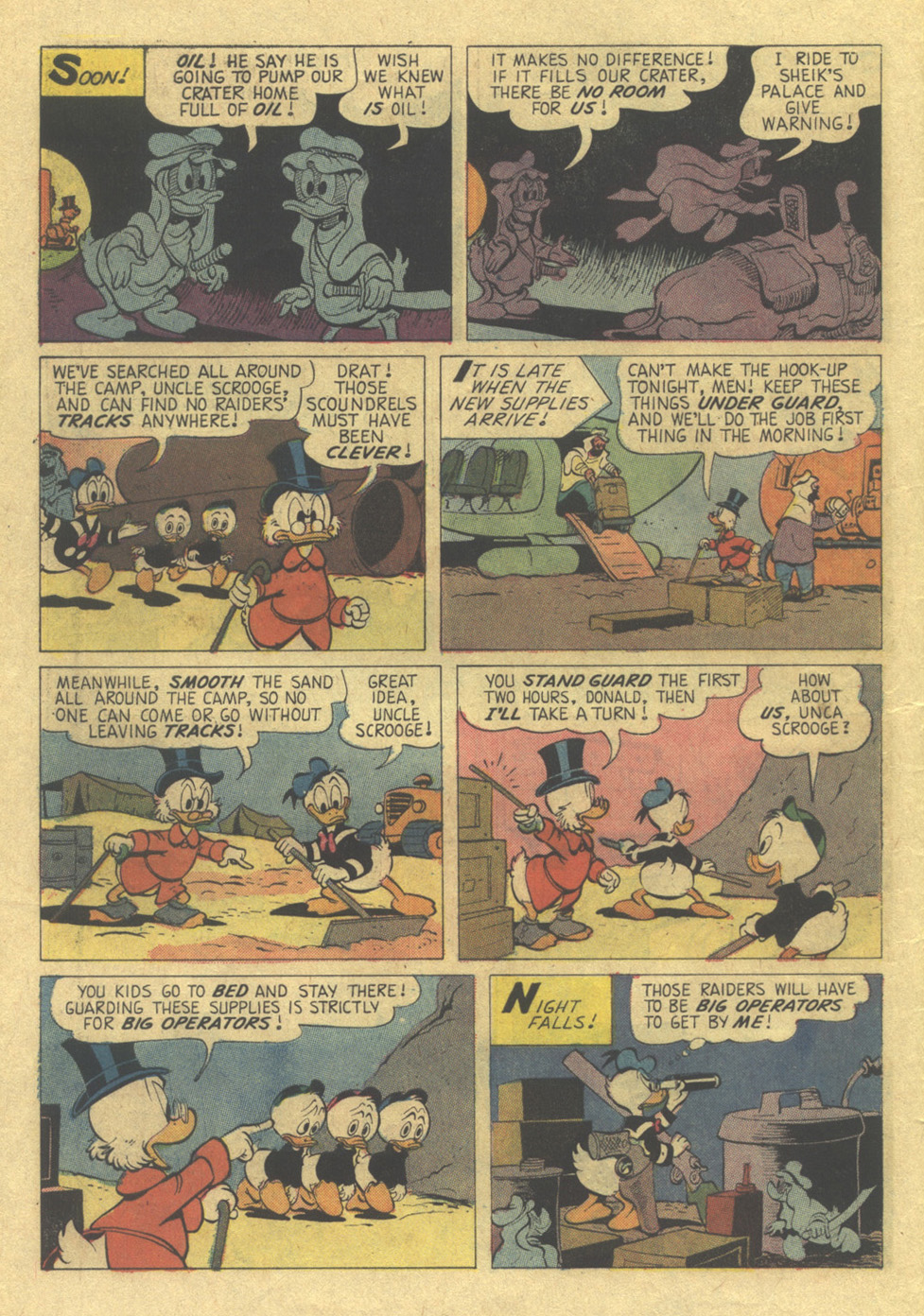 Read online Uncle Scrooge (1953) comic -  Issue #100 - 8