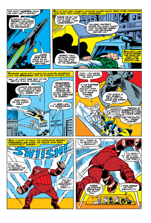 Uncanny X-Men (1963) 33 Page 17