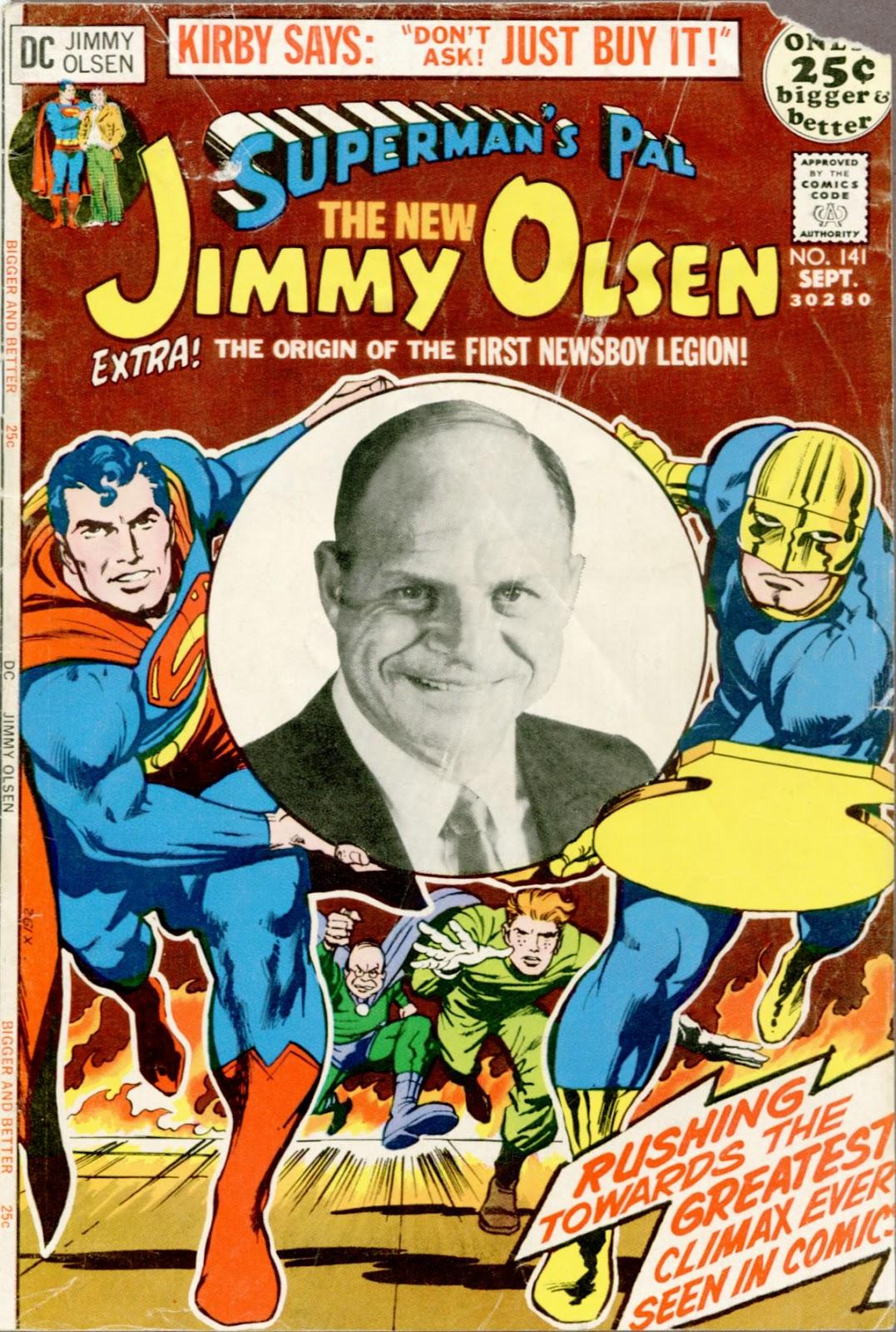 Supermans Pal Jimmy Olsen (1954) 141 Page 1