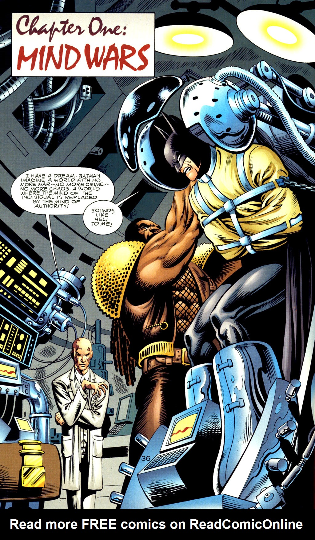 Read online Batman: Dreamland comic -  Issue # Full - 38