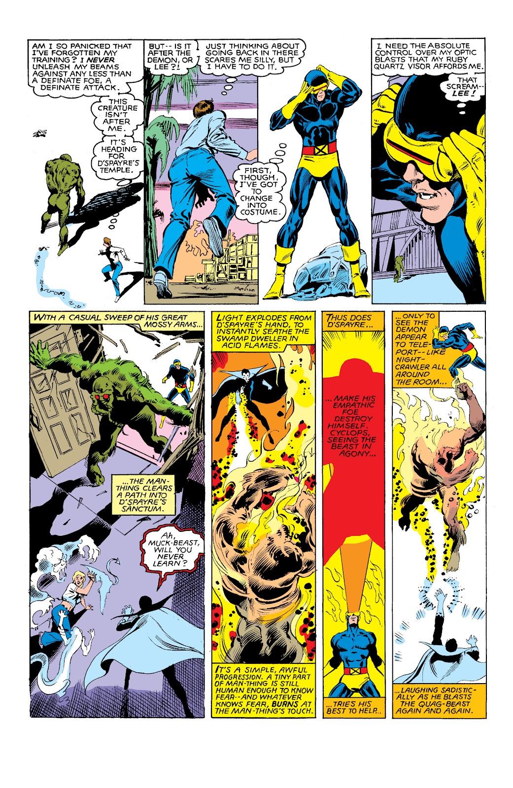 Uncanny X-Men (1963) issue 144 - Page 20