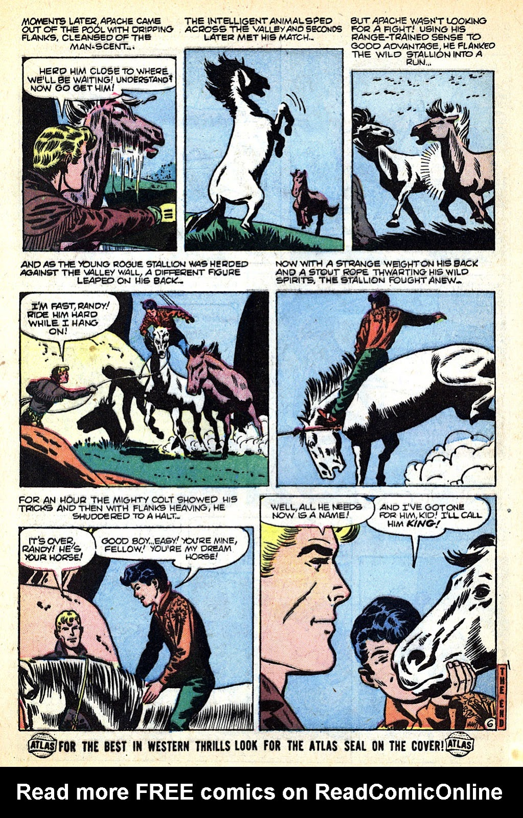 The Rawhide Kid (1955) issue 4 - Page 32
