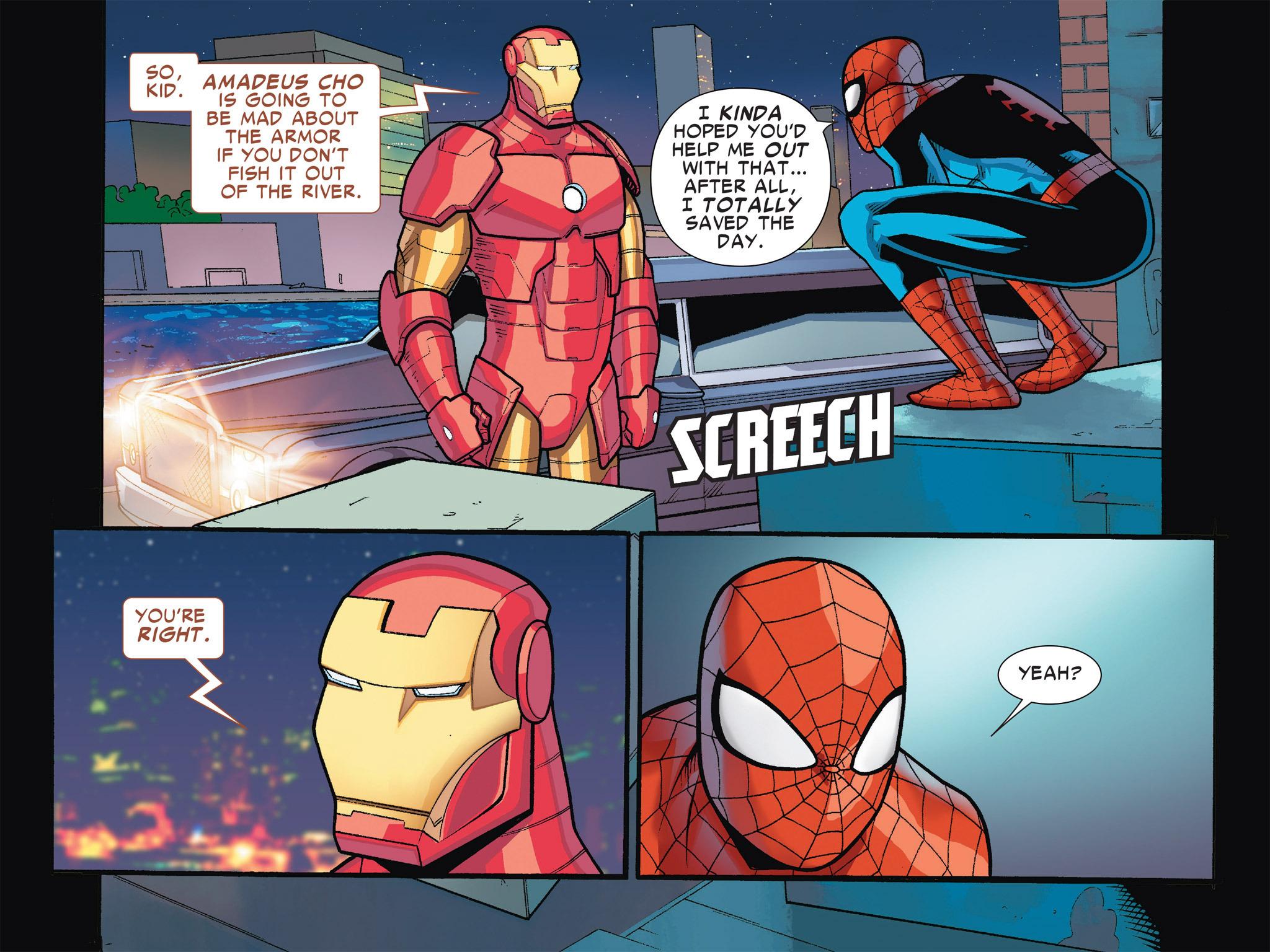 Read online Ultimate Spider-Man (Infinite Comics) (2016) comic -  Issue #5 - 48