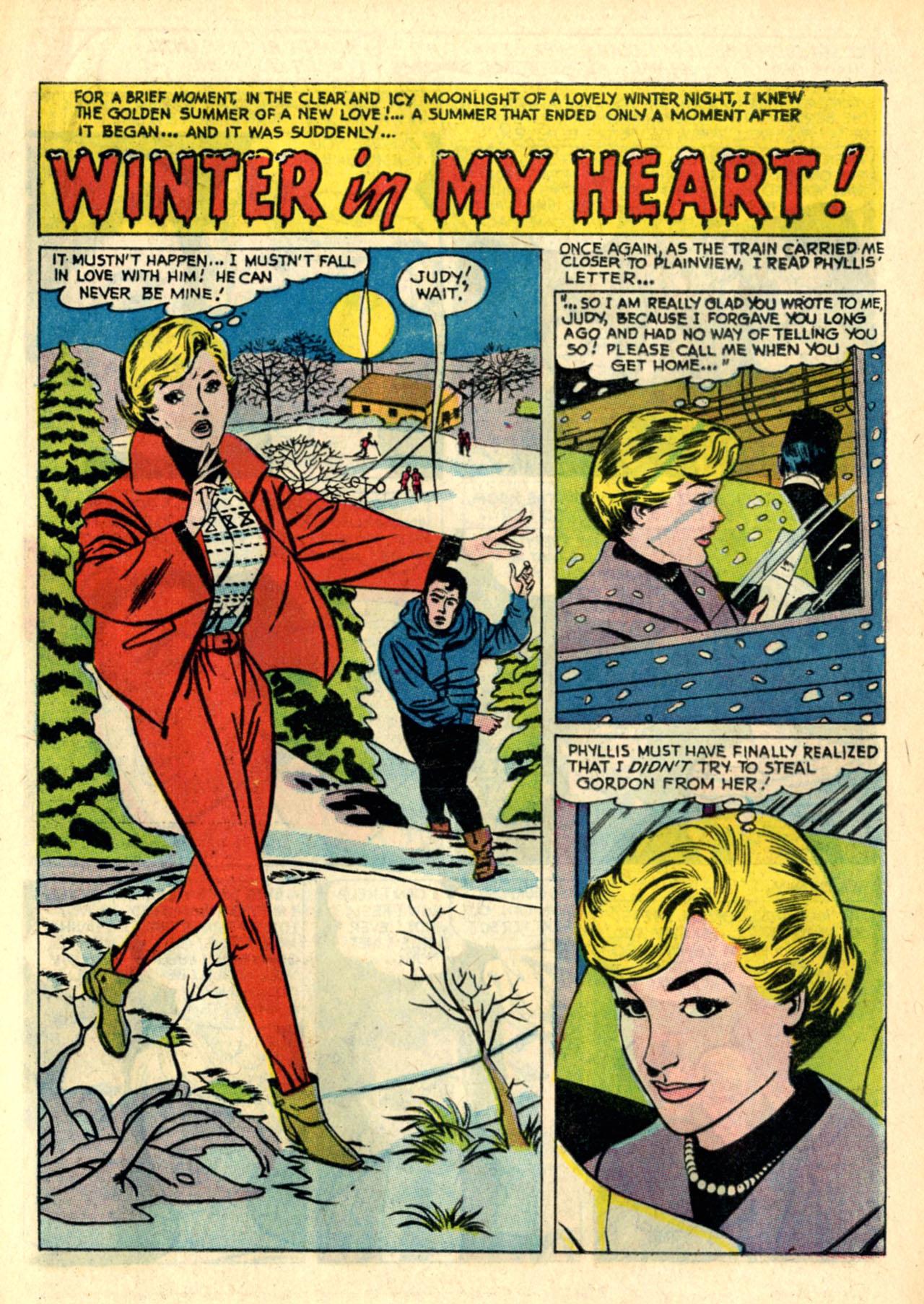 Read online Secret Hearts comic -  Issue #120 - 9