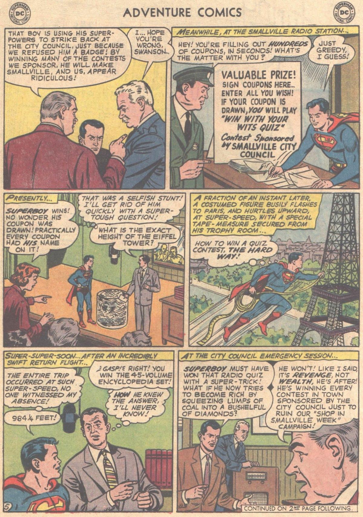 Read online Adventure Comics (1938) comic -  Issue #333 - 23