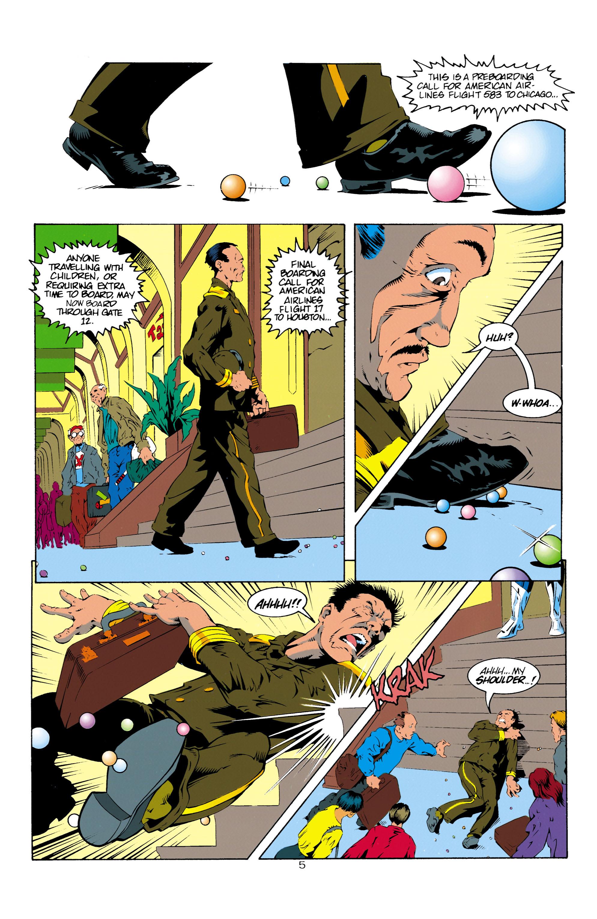 Read online Aquaman (1994) comic -  Issue #14 - 6