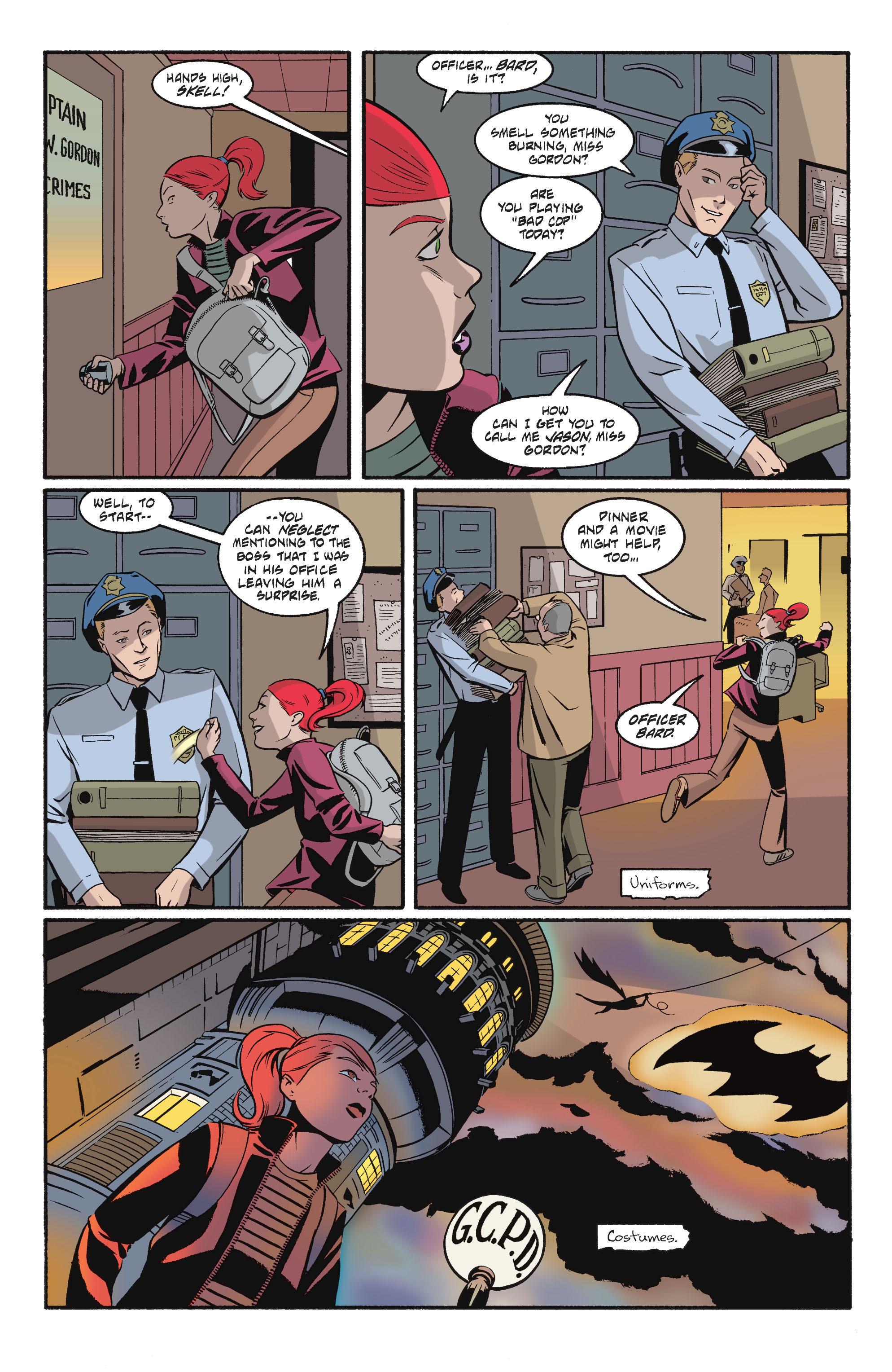Read online Batgirl/Robin: Year One comic -  Issue # TPB 2 - 9