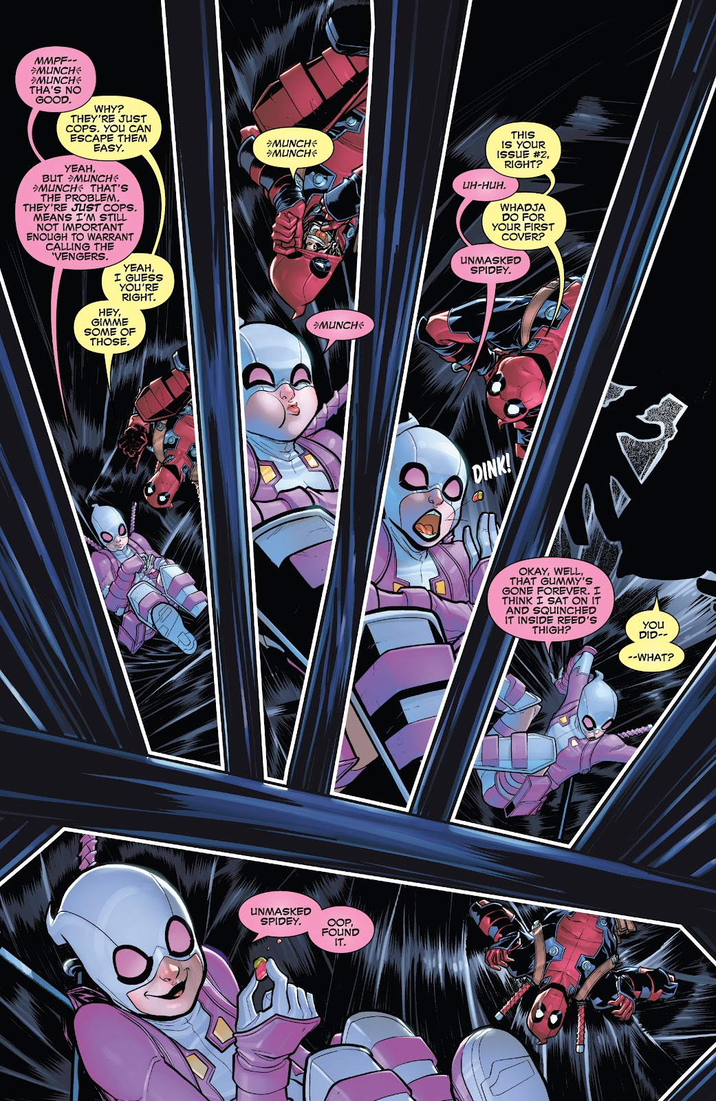 Gwenpool Strikes Back issue 2 - Page 20