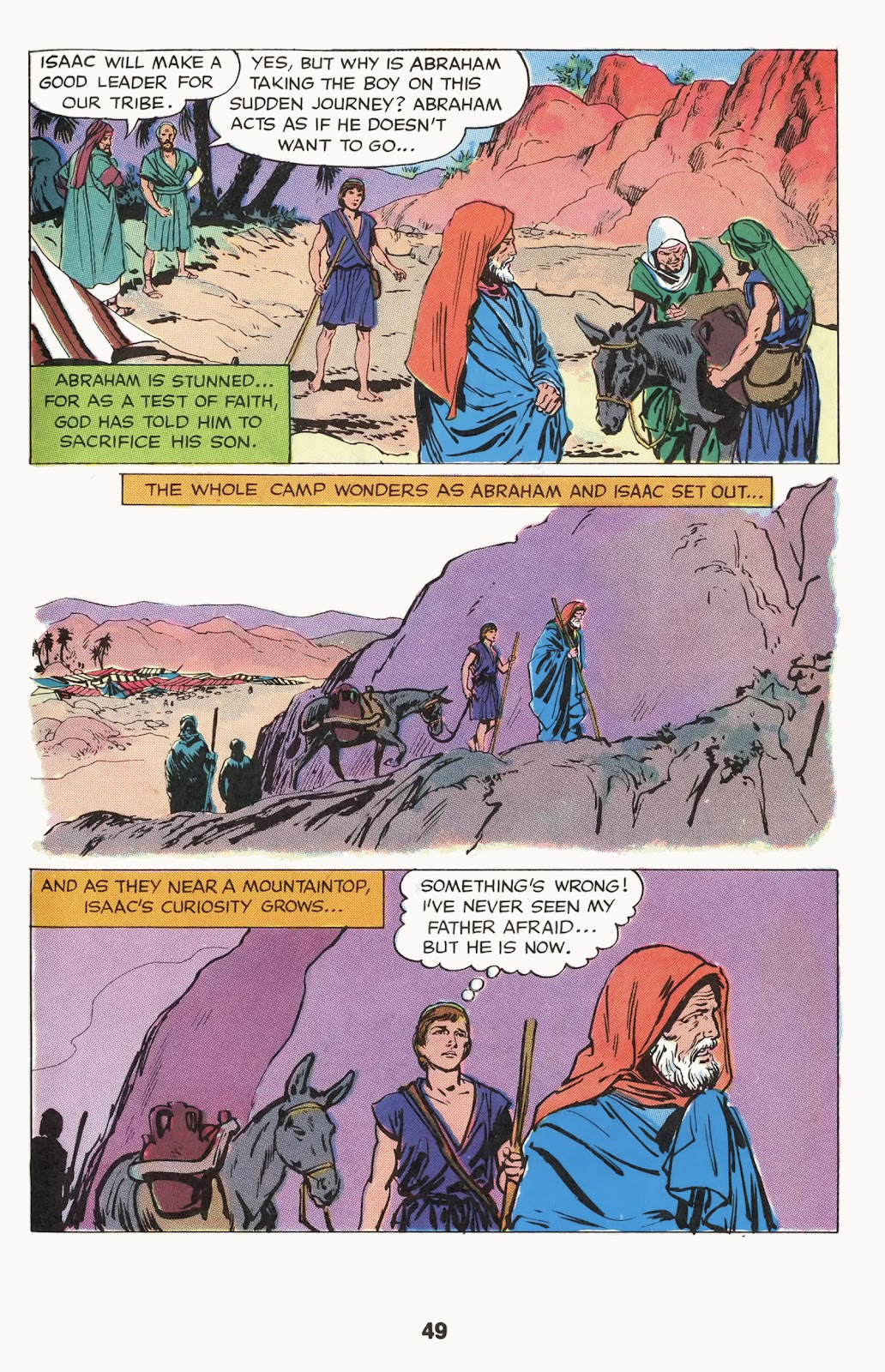 The Picture Bible issue TPB (Part 1) - Page 51