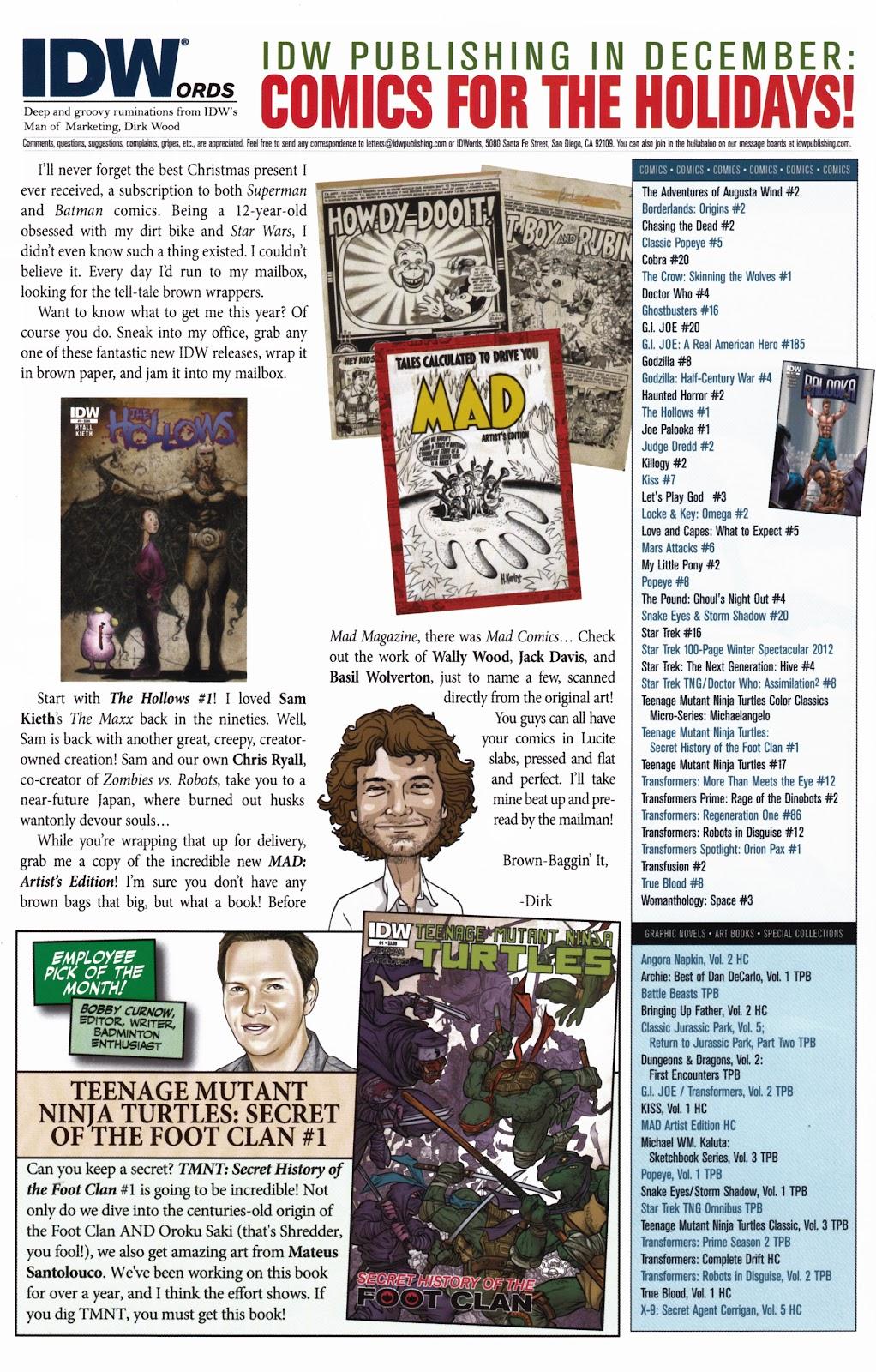 G.I. Joe Cobra (2011) Issue #20 #20 - English 26