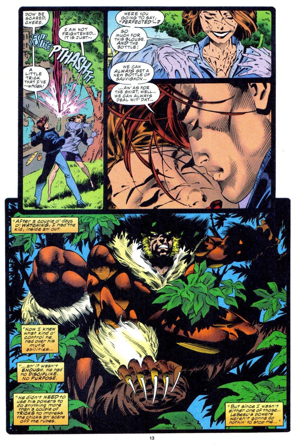 X-Men (1991) 33 Page 10