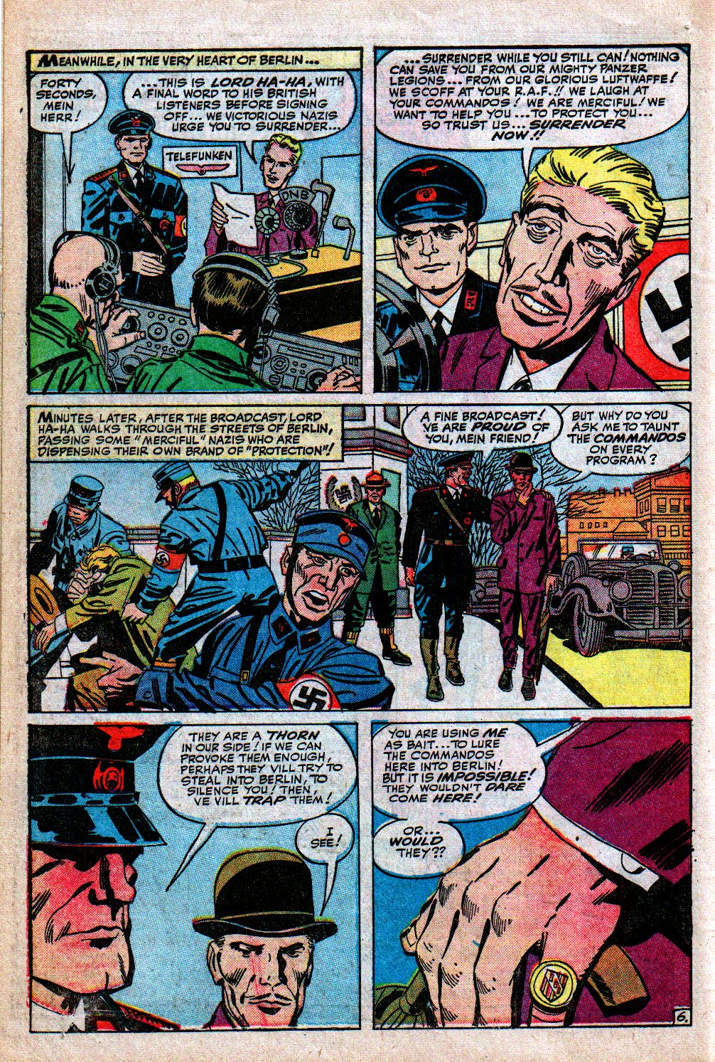Read online Sgt. Fury comic -  Issue #4 - 10