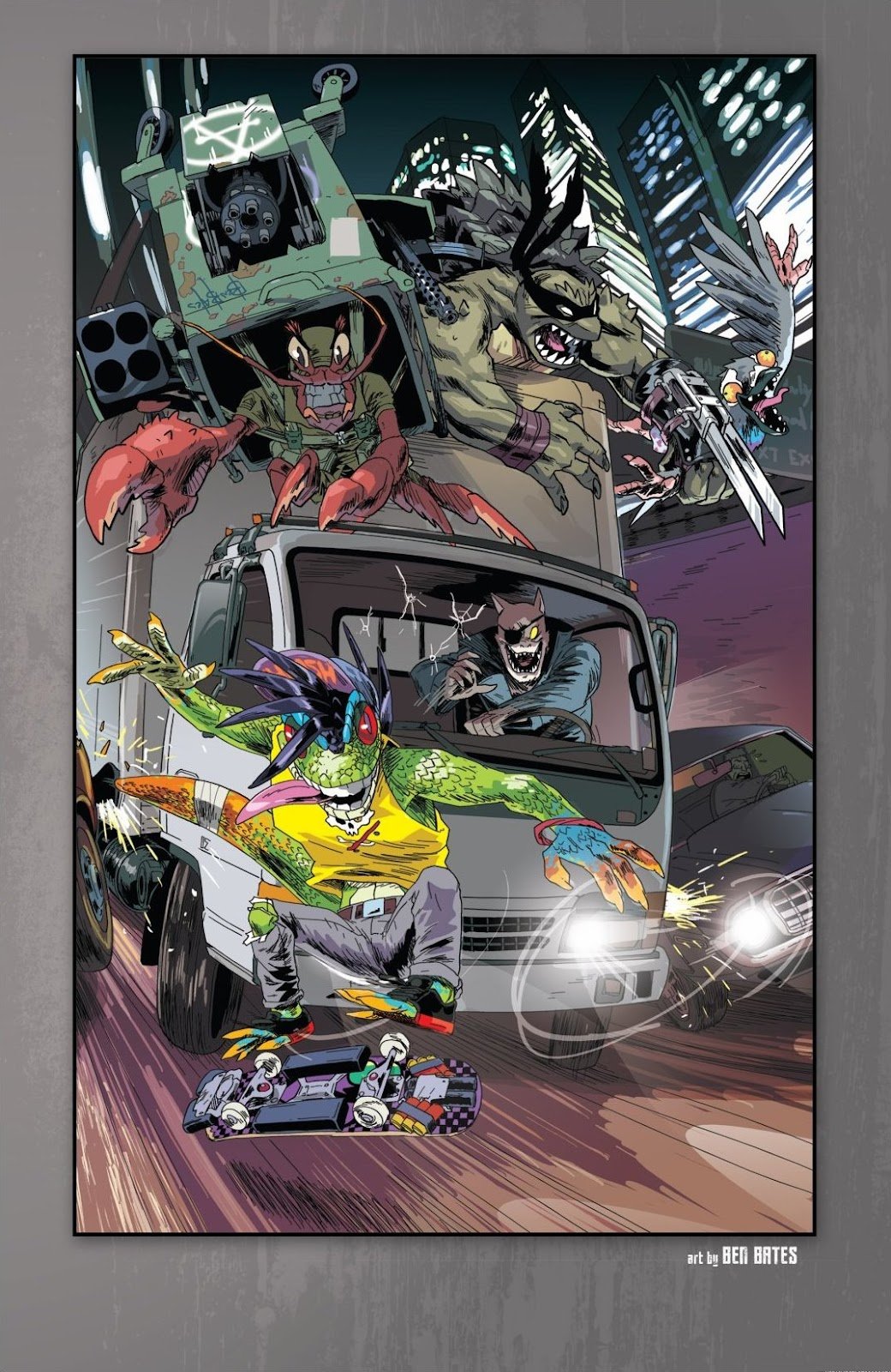 Read online Teenage Mutant Ninja Turtles: The IDW Collection comic -  Issue # TPB 6 (Part 1) - 28