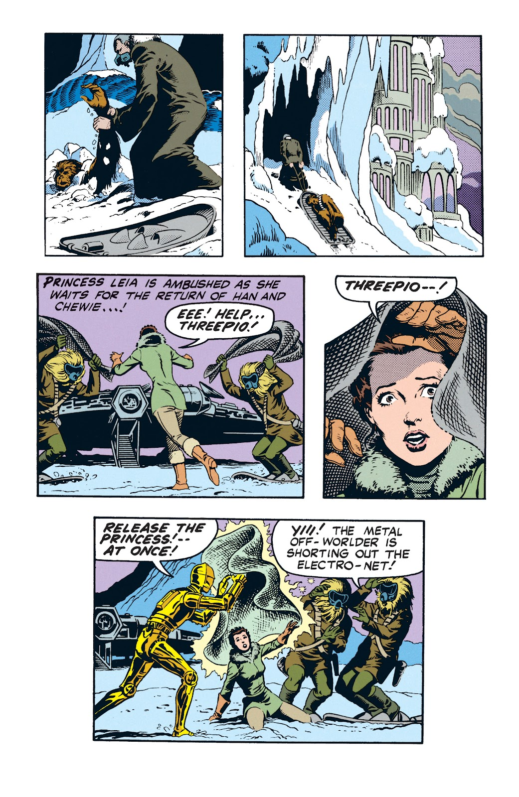 Read online Star Wars Legends: The Newspaper Strips - Epic Collection comic -  Issue # TPB (Part 3) - 71