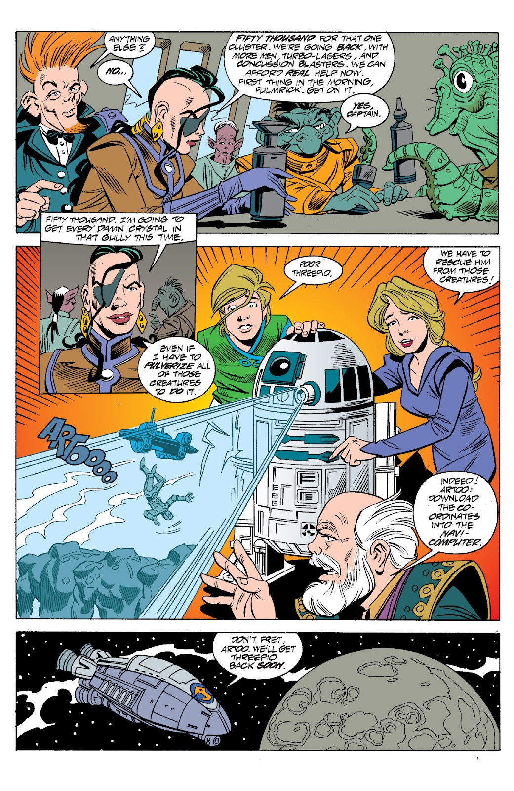 Read online Star Wars Legends Epic Collection: The Empire comic -  Issue # TPB 5 (Part 2) - 20