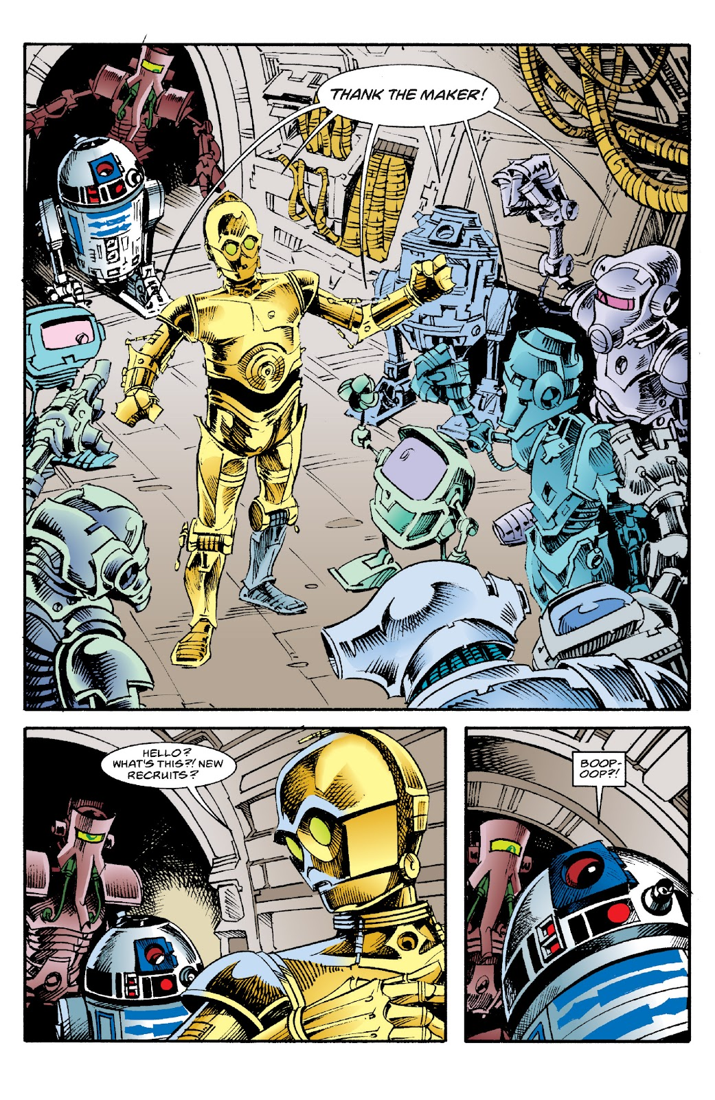 Read online Star Wars Legends Epic Collection: The Empire comic -  Issue # TPB 5 (Part 3) - 57