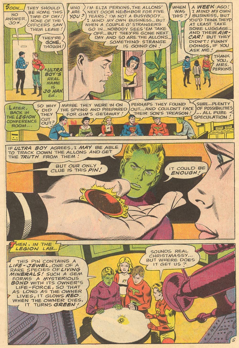 Read online Adventure Comics (1938) comic -  Issue #372 - 6