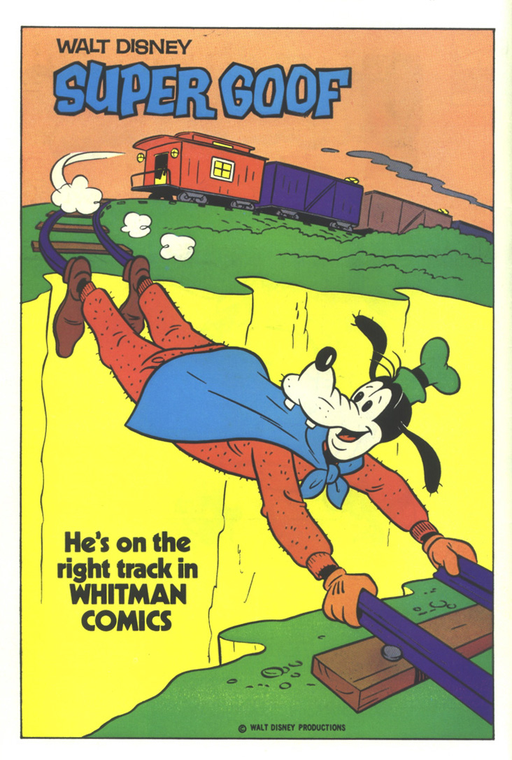 Read online Uncle Scrooge (1953) comic -  Issue #204 - 2