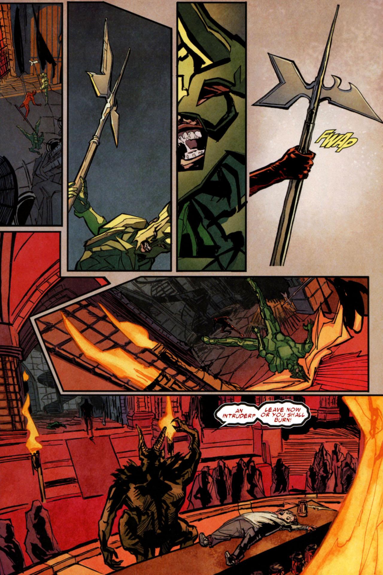 Read online Astonishing Tales (2009) comic -  Issue #4 - 21