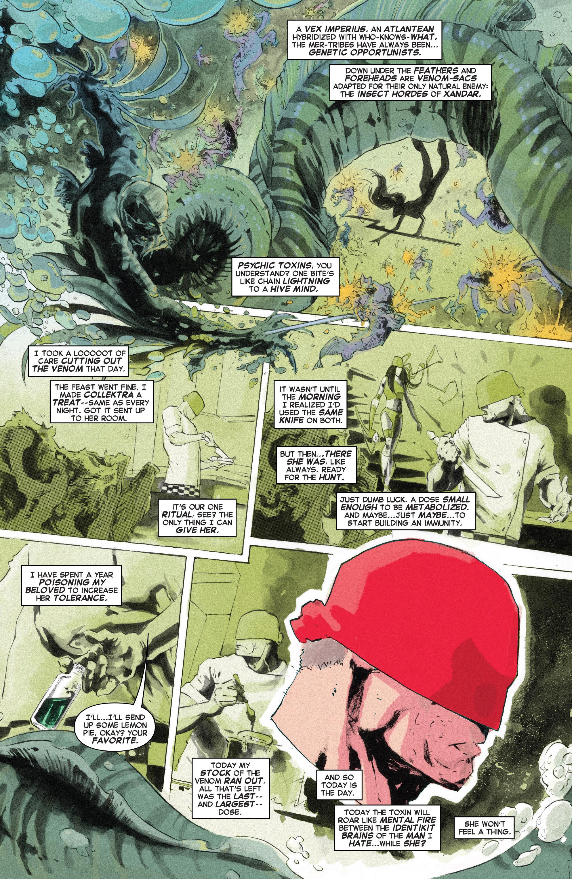 Read online Secret Wars Journal comic -  Issue #2 - 18