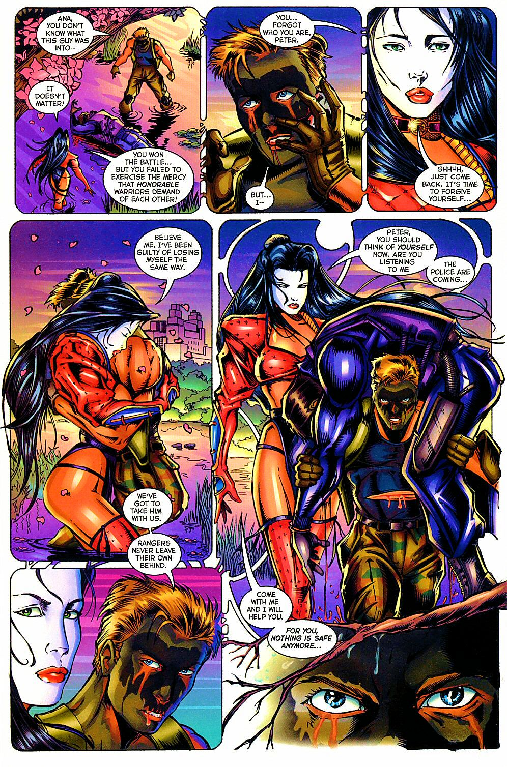 Shi: The Way of the Warrior Issue #11 #11 - English 22