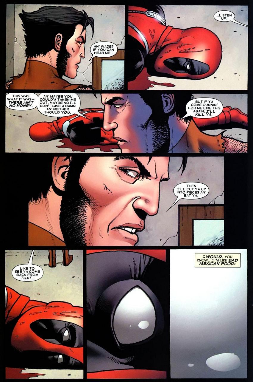 Read online Wolverine: Origins comic -  Issue #25 - 23