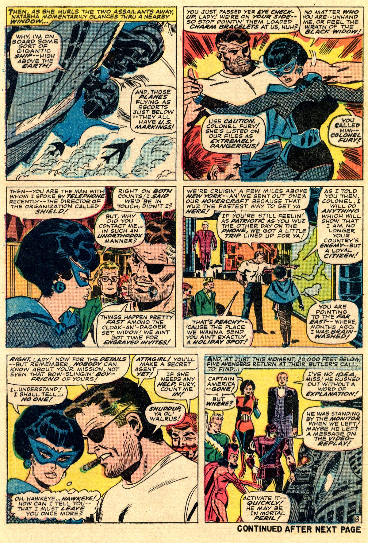 The Avengers (1963) 38 Page 11
