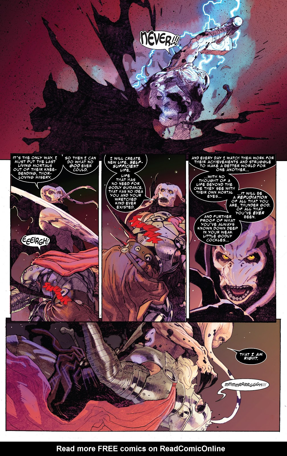 Read online King Thor comic -  Issue #2 - 16