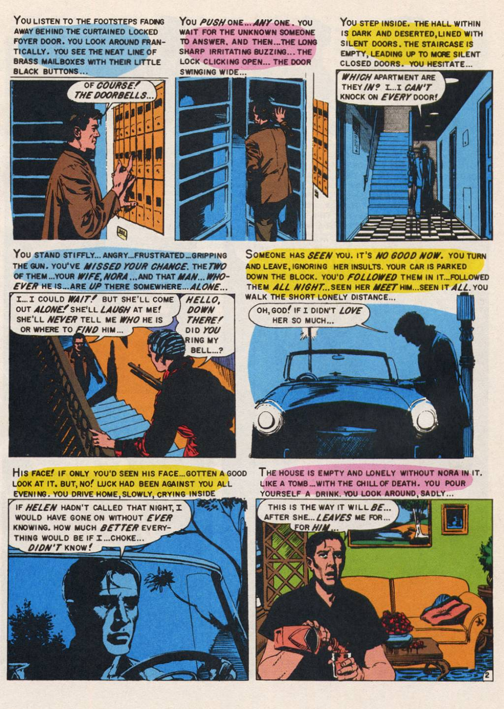 Read online Shock SuspenStories comic -  Issue #14 - 25