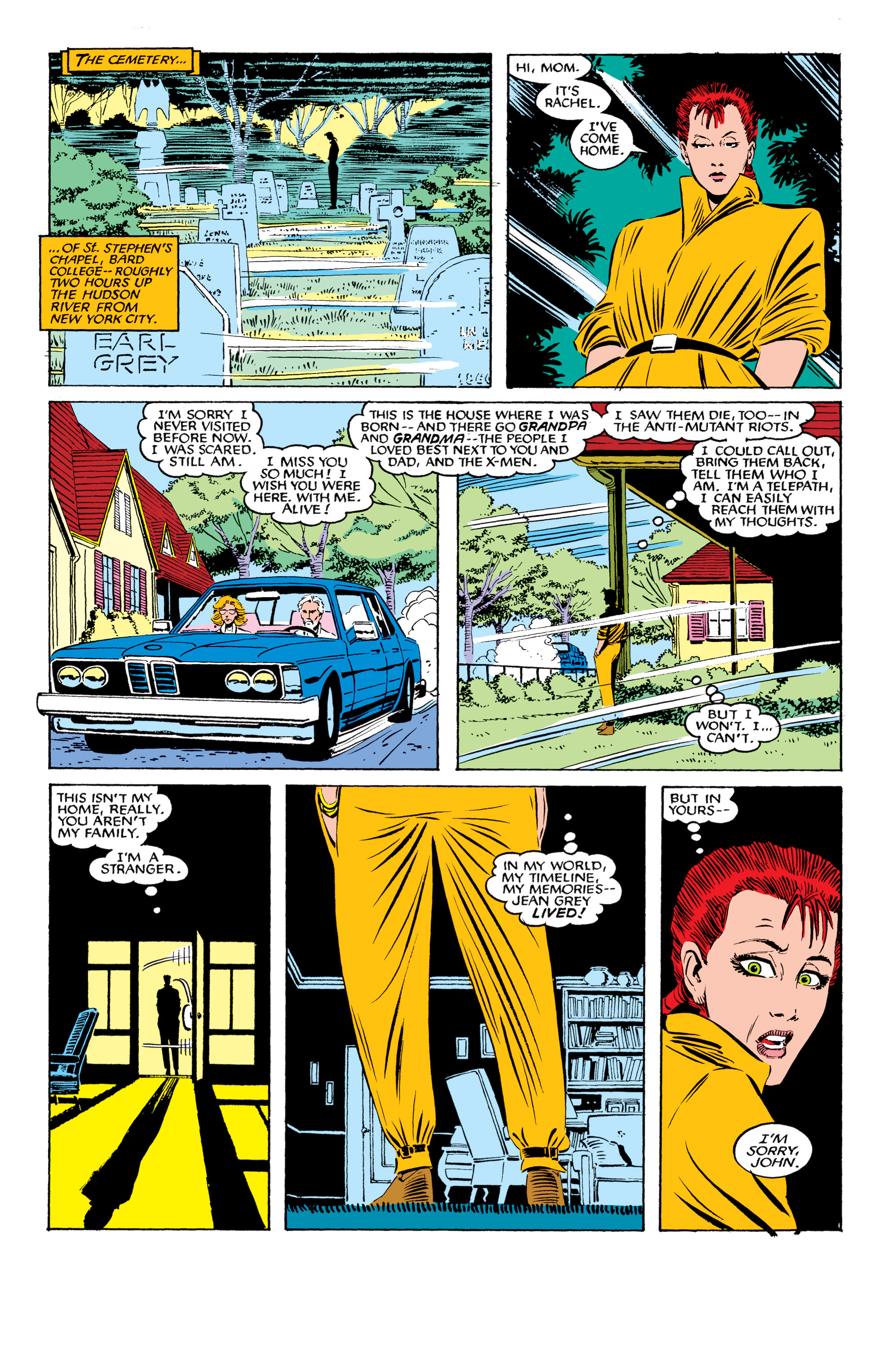 Read online Uncanny X-Men (1963) comic -  Issue #199 - 8