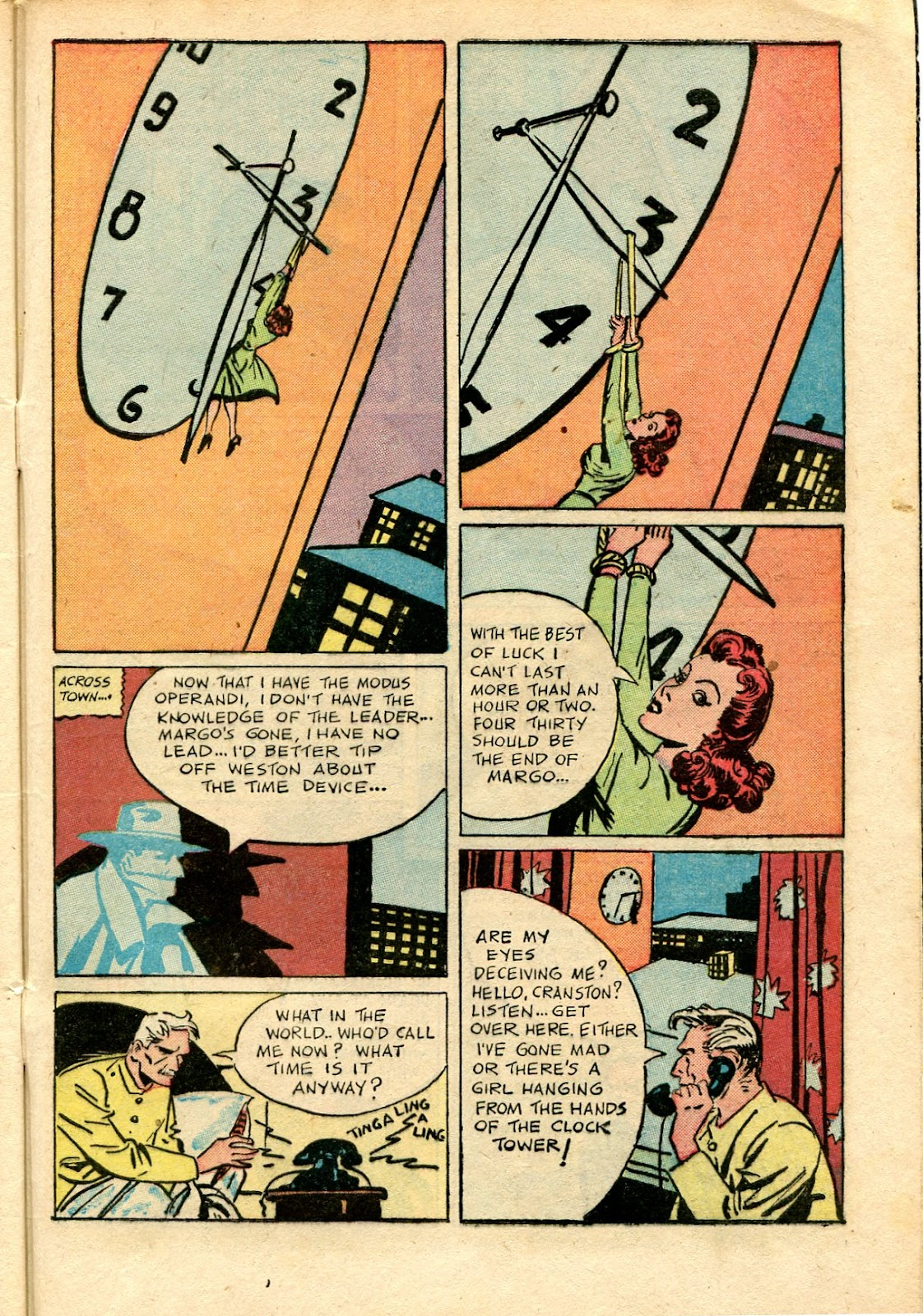 Shadow Comics issue 81 - Page 45