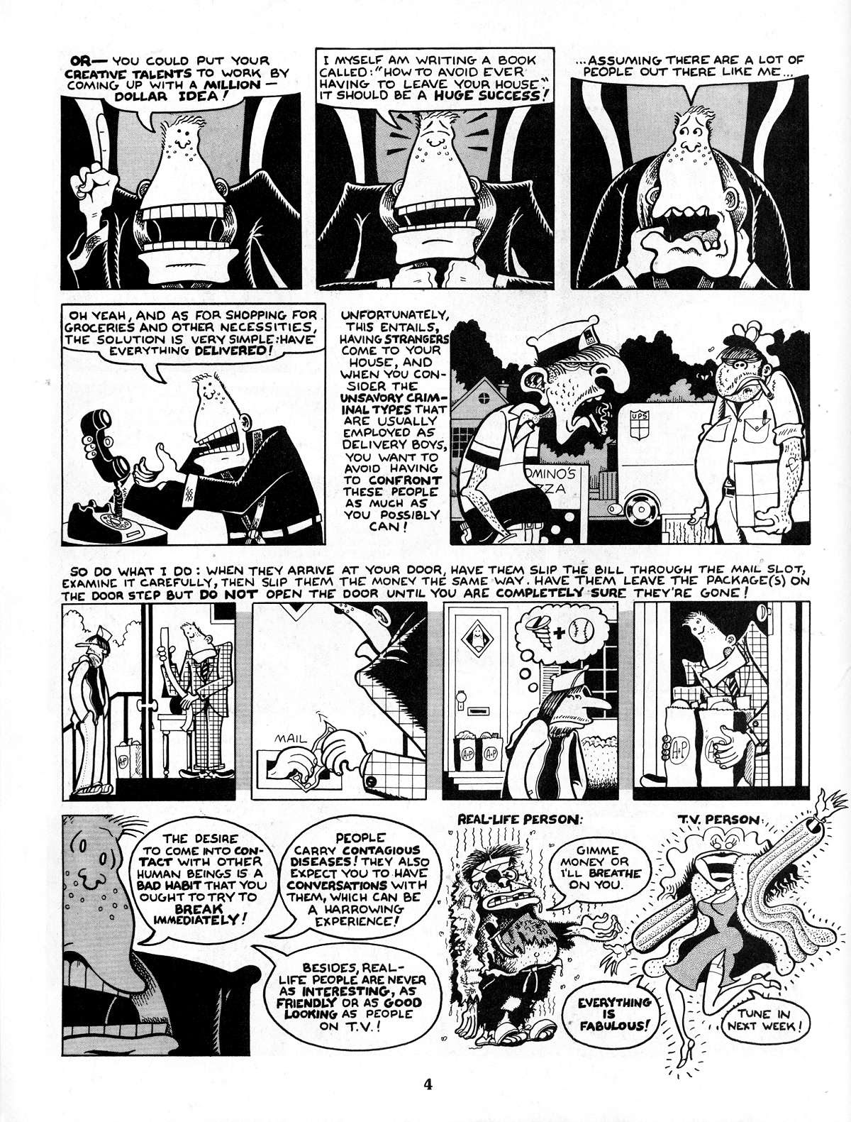 Read online Neat Stuff comic -  Issue #7 - 6
