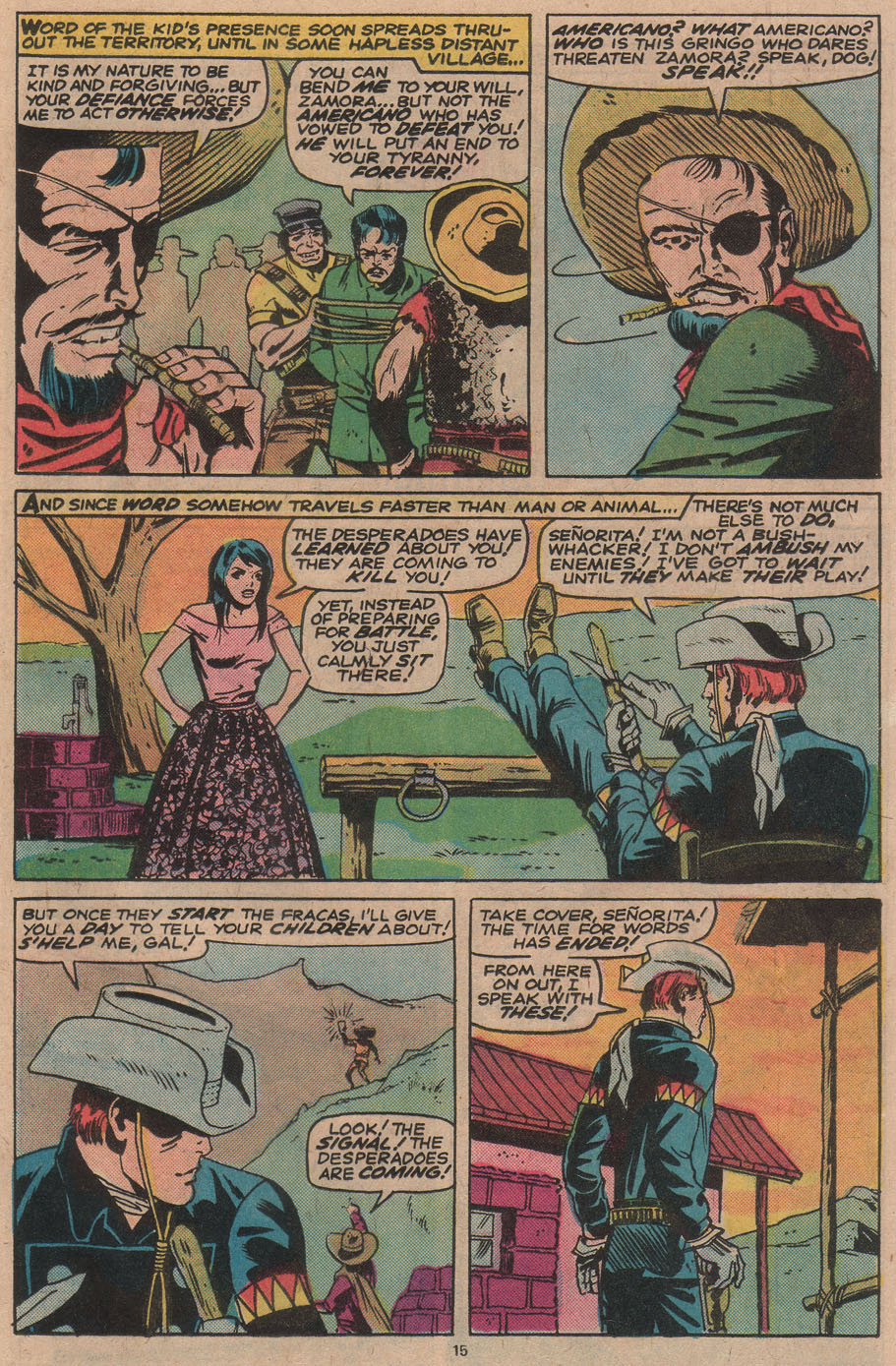 The Rawhide Kid (1955) issue 142 - Page 17