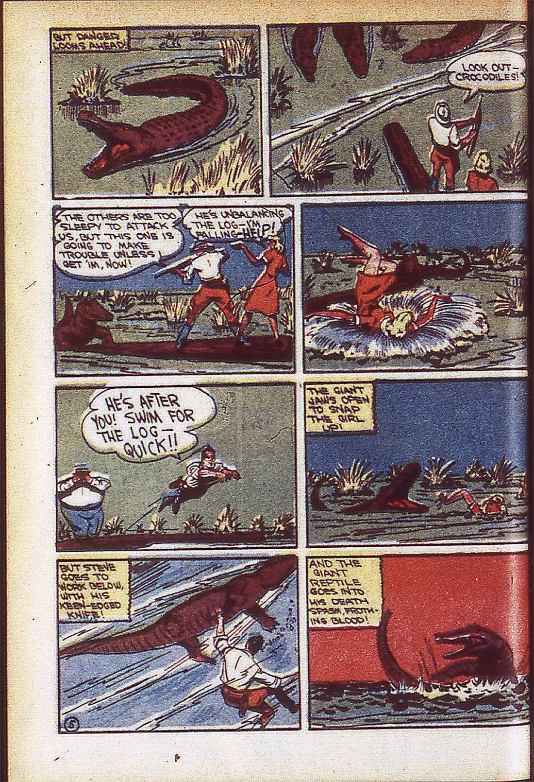 Read online Adventure Comics (1938) comic -  Issue #59 - 53