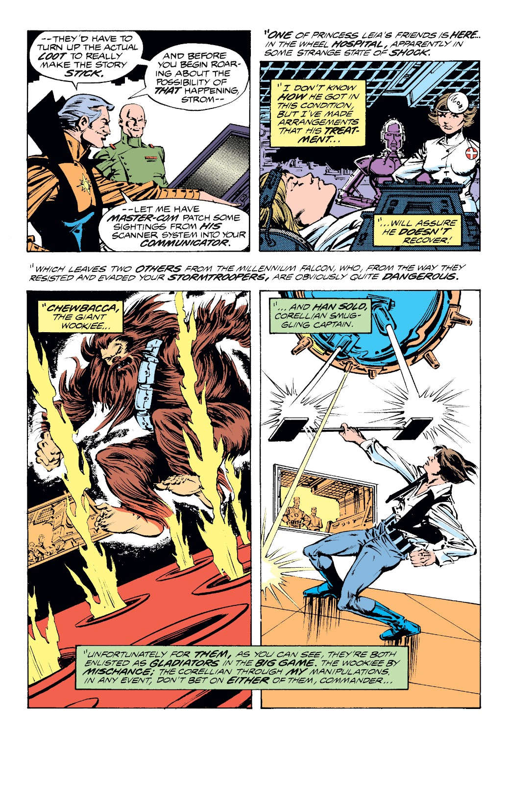 Read online Star Wars Legends: The Original Marvel Years - Epic Collection comic -  Issue # TPB 1 (Part 4) - 58