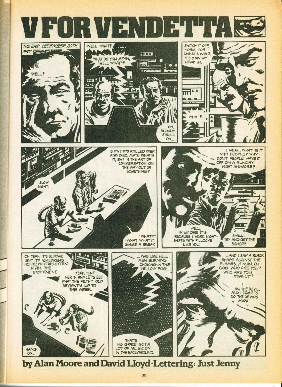 Warrior Issue #8 #9 - English 35