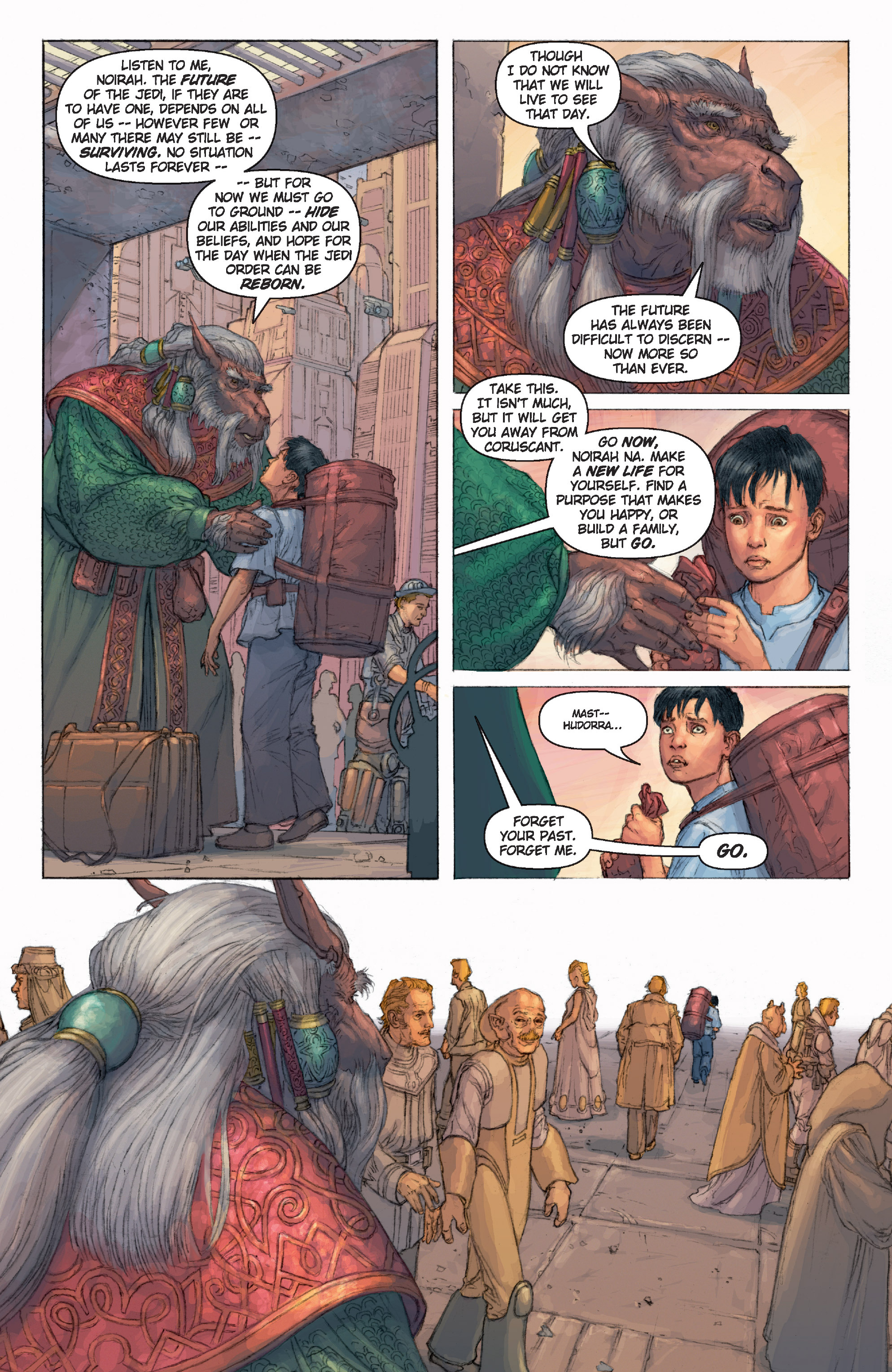 Read online Star Wars Omnibus comic -  Issue # Vol. 31 - 47