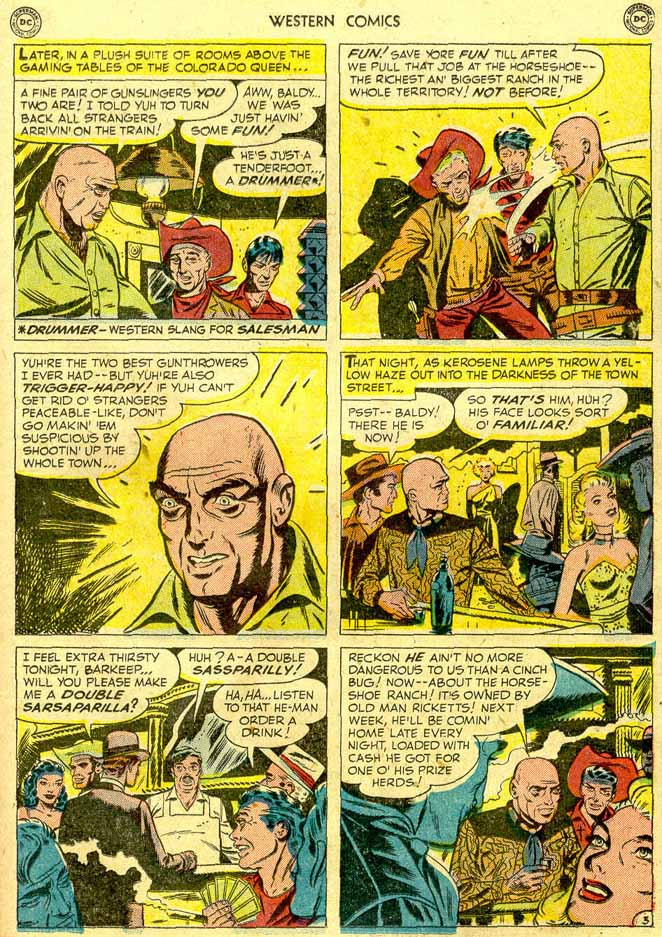 Western Comics issue 23 - Page 17
