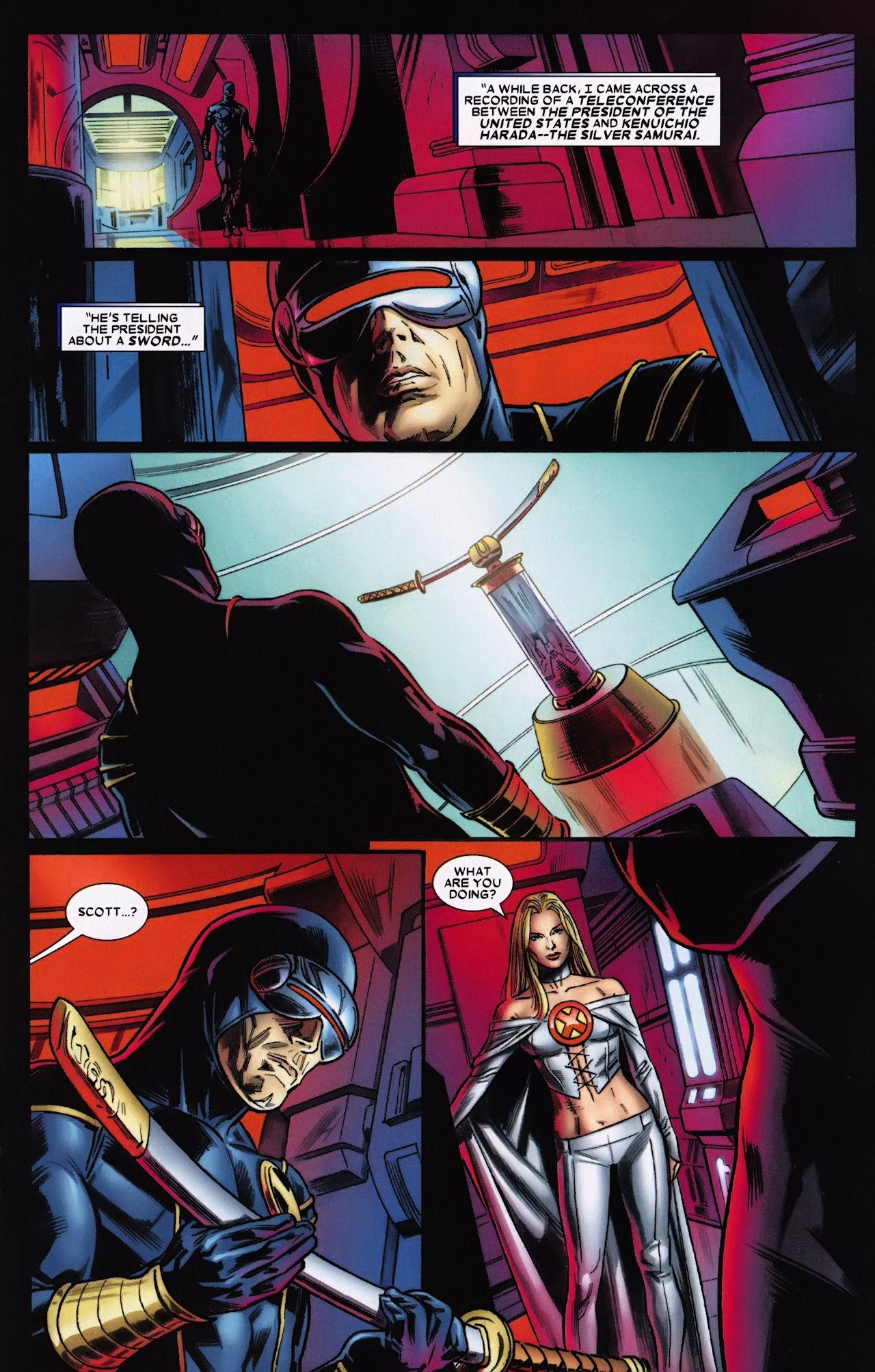 Read online Wolverine: Origins comic -  Issue #33 - 19