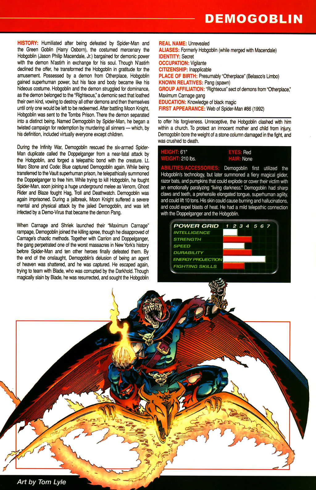 Read online All-New Official Handbook of the Marvel Universe A to Z comic -  Issue #3 - 39