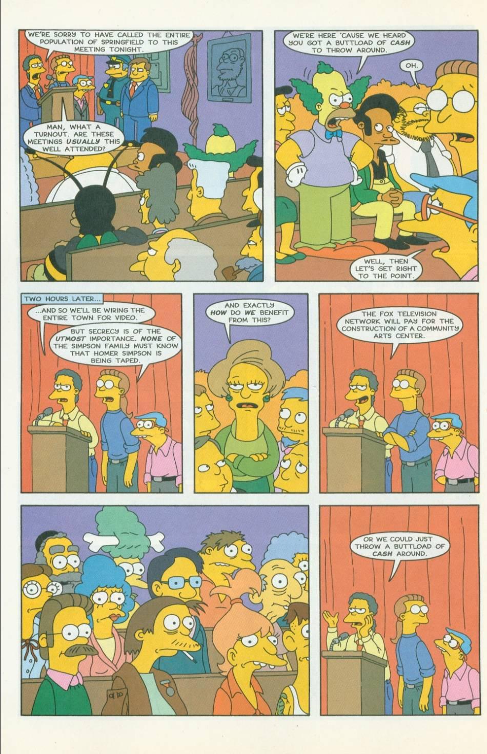 Read online Simpsons Comics comic -  Issue #42 - 9
