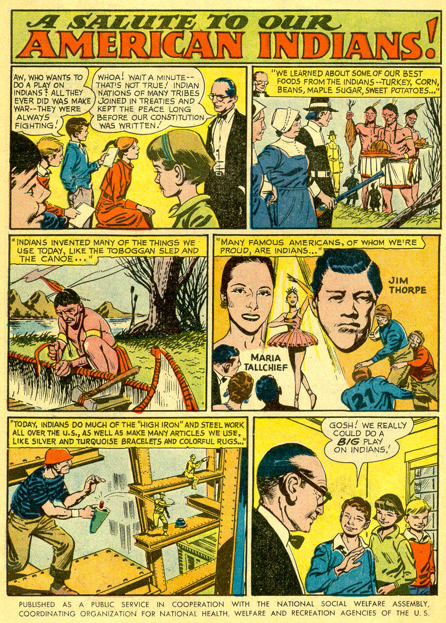 Read online All-Star Western (1951) comic -  Issue #118 - 10