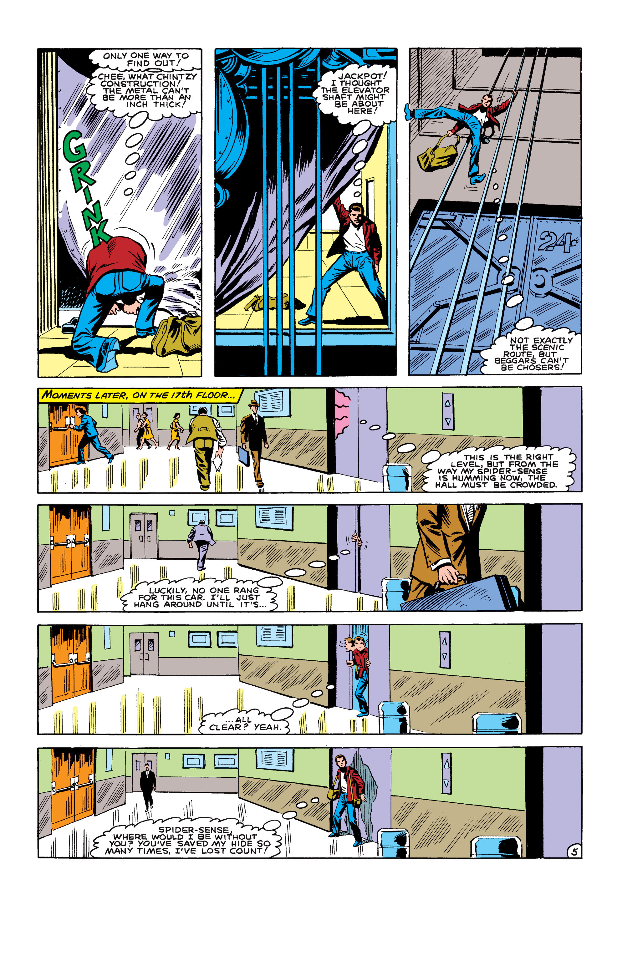 The Amazing Spider-Man (1963) 233 Page 5