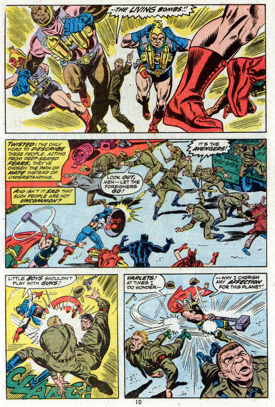 The Avengers (1963) 113 Page 7