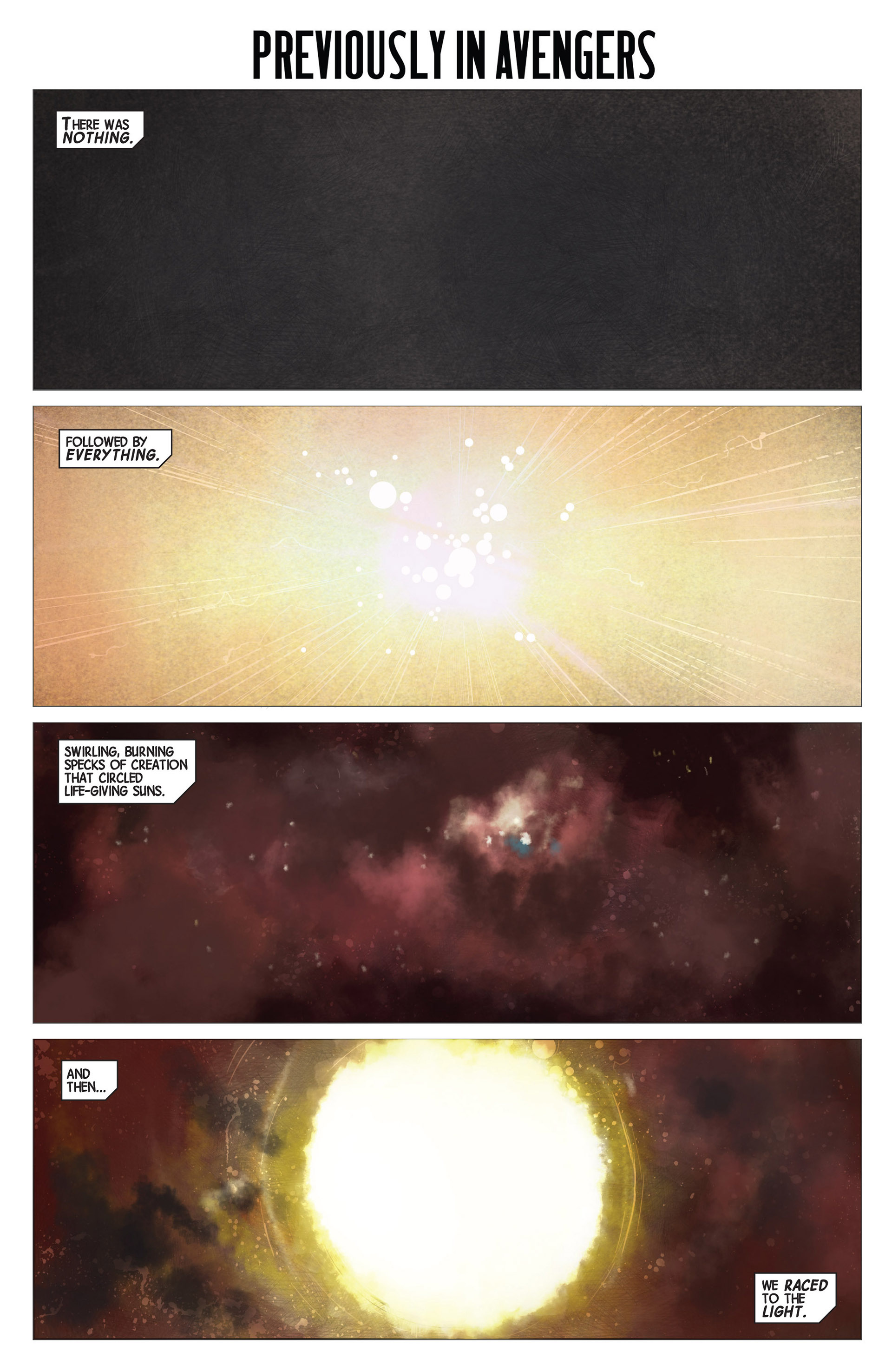 Read online Avengers (2013) comic -  Issue #1 - 2