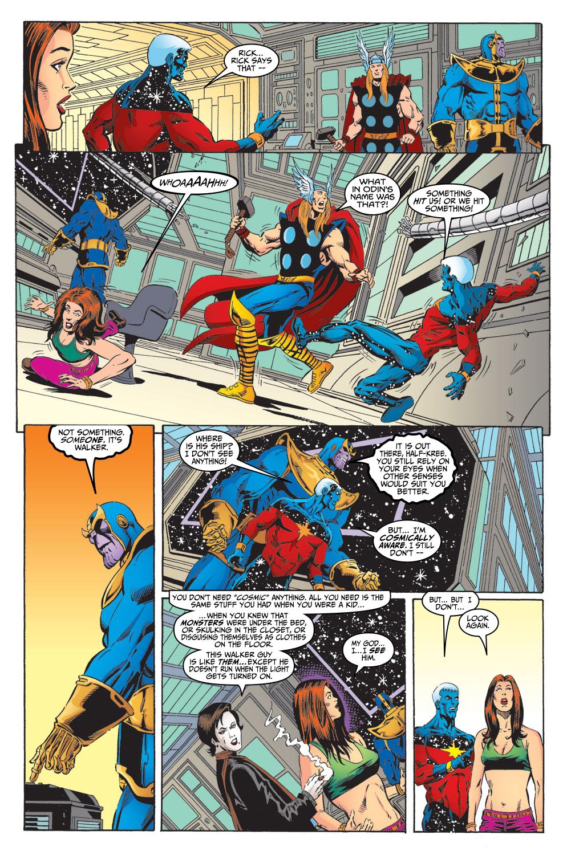 Captain Marvel (1999) Issue #18 #19 - English 5